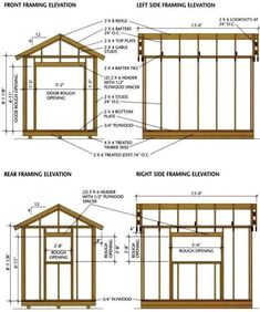 4 Ways To Use Shed Plans - Check Out THE PIC for Various Storage Shed Plans DIY. 89367787 #diyproject #sheddesigns