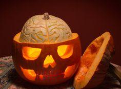 Skull Pumpkin Carving | Maker Crate