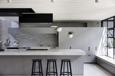How To Create a Modern Farm-Style Kitchen | Blue Tea Kitchens and Bathrooms