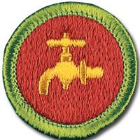 You can learn about sports, crafts, science, trades, business and future careers as you earn merit badges in the Scouts BSA program. Boy Scouts Merit Badges, Boys Life Magazine, Boy Scout Patches, Boy Scout Camping, Day Camp, Embroidery Patches, Scouting, Best Memories, Plumbing