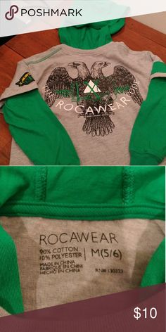 Rocawear Boys Pull over hoodie Boys hoodie 5/6 Rocawear Shirts & Tops Sweatshirts & Hoodies