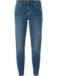 Shop Mih Jeans slim boyfriend jeans in My o My from the world's best independent…