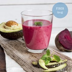 Beetroot & Avocado Smoothie - Recipes - Sprouts Farmers Market