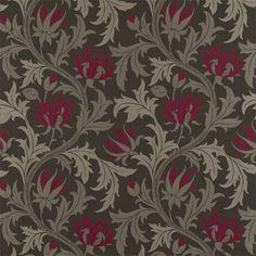 Ткань для штор William Morris