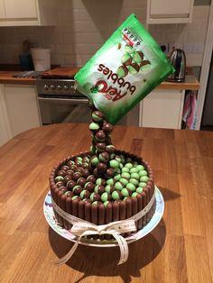 Antigravity Aero Ball Birthday Cake