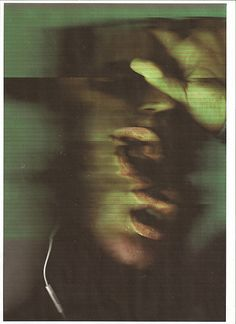Self portrait by Michal Pudelka, Spring 2010 Creative Photography, Art Photography, Photocollage, Out Of Focus, Glitch Art, Art Plastique, Double Exposure, Portrait, Photo Manipulation
