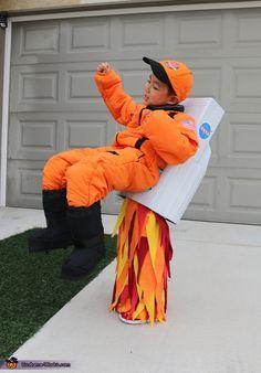 Astronaut - Halloween Costume Contest at Costume- - halloween -Flying Astronaut - Halloween Costume Contest at Costume- - halloween -