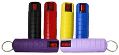 Valentine's Day Gift: Pepper Spray with Hard Case Pepper Spray Units Special