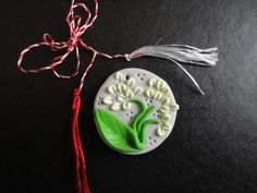 polymer clay - martisoare din fimo