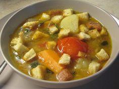 Vegan Vegetarian, Vegetarian Recipes, Fun Cooking, Ratatouille, Cheeseburger Chowder, Thai Red Curry, Ethnic Recipes, Sweet, Paper Dolls