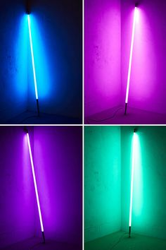Neon Sticks by Christopher Sheldon for Anthropologie