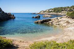 Ibiza beach of the week, Cala Olivera