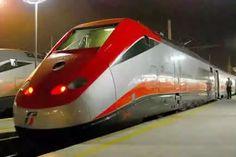 Frecciarossa Train - Rome to Naples In 70 Minutes