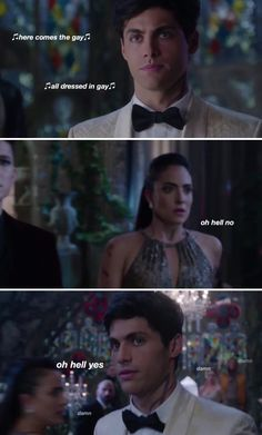 The official Malec recap 1/4