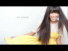 """Moriah Peters - """"I Choose Jesus"""" Official Lyric Video. Goosebumps guaranteed! #music #moriahpeters"""