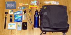 What to pack in your convention bag