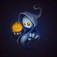 Ghost by Sephiroth-Art