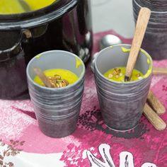 Main Courses - Butternut squash soup
