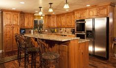 New Home Modern Kitchen Cabinets Stock Photos, Images, & Pictures - 3,448 Images