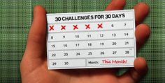 It takes about 30 days to form a habit. The ones that are good for you require cultivation and determination. The starting phase is the (Hardest, especially if you want to change an old habit into a new one. This is why giving yourself a challenge for a minimum of 30 days is a great way to improve all facets of your life. So, take a moment to think 'Who do I want to be in 5 years?' What kind of habits would you like to have? You better start now if you want your new habits to influence your…
