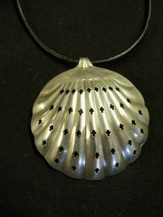 Serving Spoon Necklace created 6-14-13