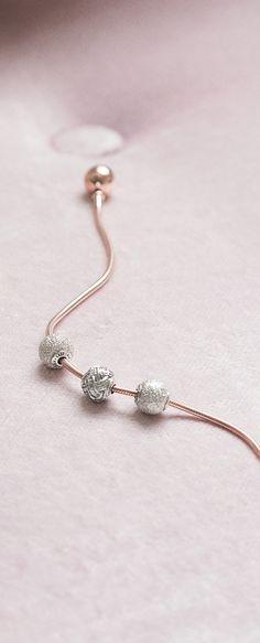 pandora essence rose gold charms