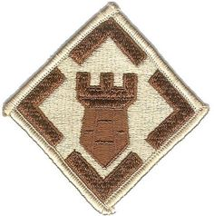 155th armored brigade desert patches pinterest
