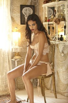 Honeymoon and wedding night lingerie from Shell Belle Couture 11 514f161bd