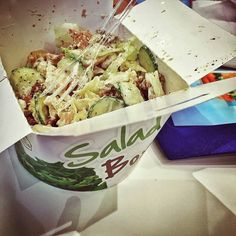 Verde. #salad #saladbox #green #fitness #lowcarb #abs by bosneanubogdan