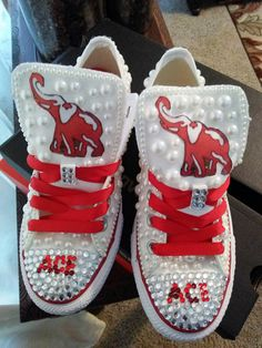 12941dde7c8b DST Converse by DRBlingNThings on Etsy Bling Converse