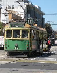 tram melbourne - Google Search