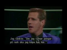 Glenn Frey interviewed on Swedish TV October 16 1992 - YouTube