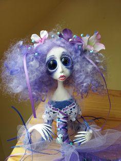 OOAK Art Doll Felicia.