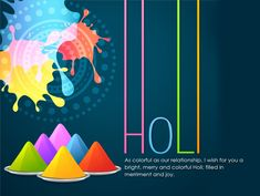 Say Happy Holi to your beloved one's with these exclusive collection of happy holi images. These Holi Wishes Images are newly created just for you! Happy Holi Shayari, Happy Holi Quotes, Happy Holi Wishes, Happy Holi Status, Happy Holi Greetings, Happy Holi Message, Holi Ke Wallpaper, Wallpaper Free, Holi Wishes Images