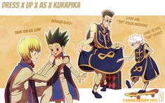 Dress up as Killua by YAMsgarden on DeviantArt Killua, Hisoka, Leorio Hxh, Hunter X Hunter, Hunter Anime, Monster Hunter, Manga Anime, Anime Art, Manga Girl