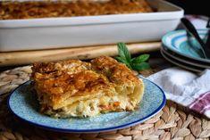 Εύκολη κοτόπιτα με φύλλο σφολιάτας - Just life Lasagna, Ethnic Recipes, Food, Essen, Meals, Yemek, Lasagne, Eten