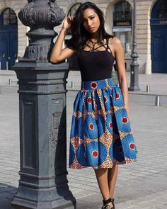 African wear varies not just in design but also origin, fabric, color and meaning. You can virtually wear a different type of African dress every day. African American Fashion, Latest African Fashion Dresses, African Print Dresses, African Dresses For Women, African Print Fashion, African Wear, African Attire, African Prints, African Women