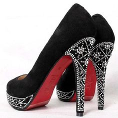 These are really cute...they'll kill your feet but they are really cute