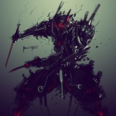 "mychestpainwantsacigarette: "" judgement day by benedickbana """