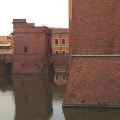 Castle in Ferrara