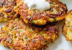 Zucchini+Fritters+–+WW+Recipes+&+Tips.