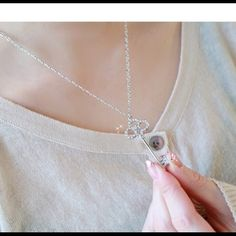 Long Strip Mom gift Crystal Pendants Necklaces Long Strip Mom gift Crystal Pendants Necklaces Jewelry collier femme Hot Fashion Gold Plated Chain Necklace Pendants Accessories