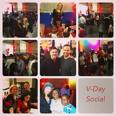 Some of our favorite photos from the Vday Social  getting ready for a great week here at Dragonfly! Happy Sunday everyone! #dragonflyhealth