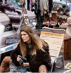 Vogue Itália Dezembro 2014 |James, Valerija, Hollie e mais por Steven Meisel [Editorial]