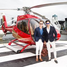 Heli ride with the boys   by thetrendspotter