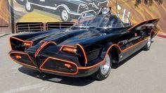 Primeiro Bat-Móvel está à venda por US$ 5 milhões