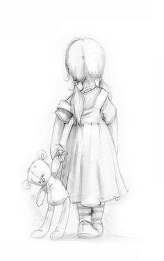 البنت اليتيم