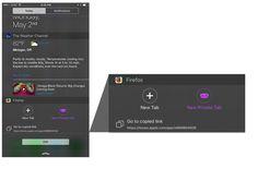 Conoce sobre Nuevo widget, awesomebar y funciones de seguridad en Firefox para iOS
