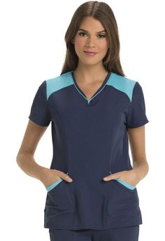 Buy from a wide range of Heartsoul in GA. Order today to avail best offers at Southern Scrubs. Doula, Doctor Scrubs, Filipina, Scrub Tops, Princess Seam, V Neck Tops, Rib Knit, Fashion Brands, Topshop