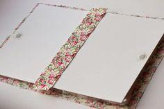 Подробный мастер-класс: изготовление папки для свидетельства о рождении - Ярмарка Мастеров - ручная работа, handmade